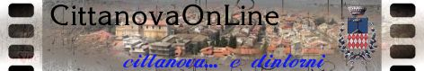 CittanovaOnLine WebSite